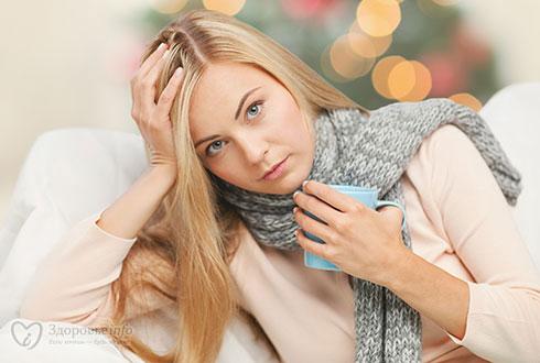 Теплое питье при лечении ларингита