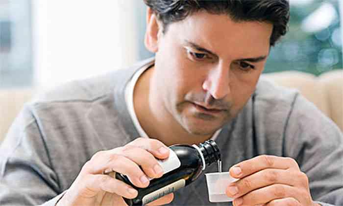 Непроходящий кашель у взрослых чем лечить