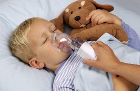 Бронхиальная астма у детей - симптомы, причины, лечение