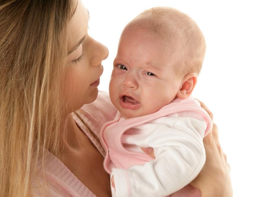 Плохое самочувствие у малыша