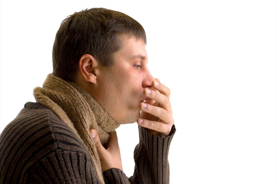 Болезненные ощущения в горле при глотании и кашле