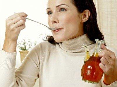 Использование народных средств при лечении ангины