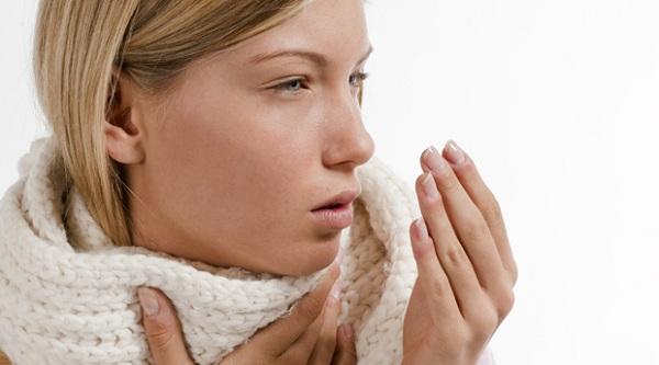 Болезненное состояние при тонзиллите