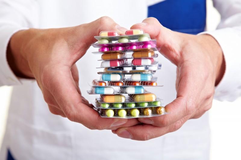 Медикаменты для лечения тонзиллита