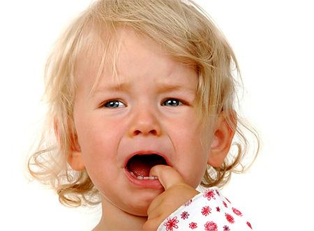 Болезненное состояние ребенка