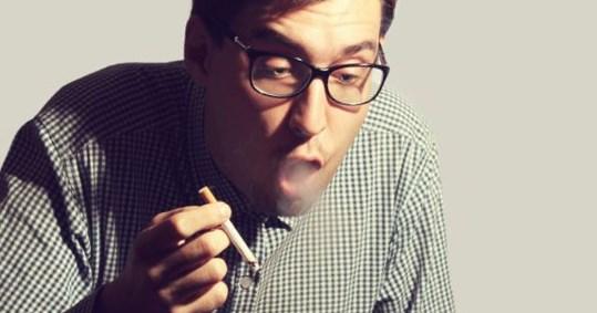 Курильщики - в группе риска хронического тонзиллита