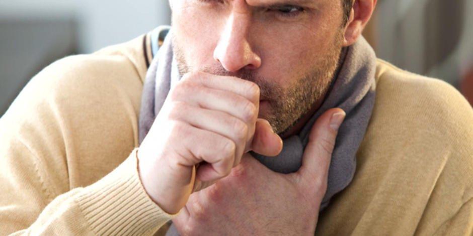 Симптом кашля при бронхите