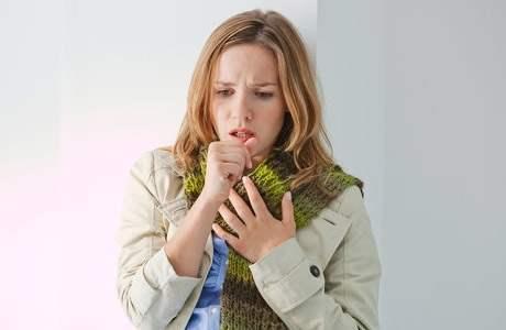 Хронический бронхит сопровождается приступами кашля