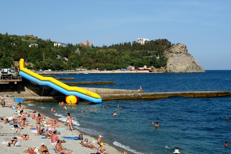 Морской курорт