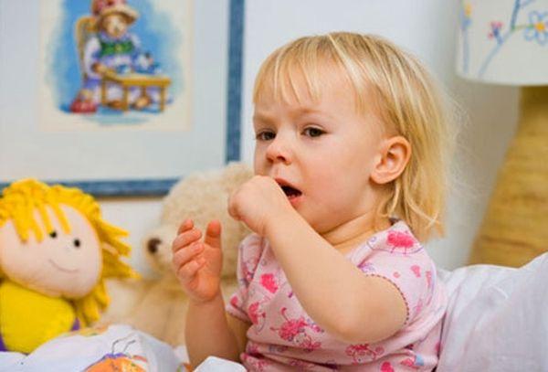 Кашель у ребенка при рецидивирующем обструктивном бронхите