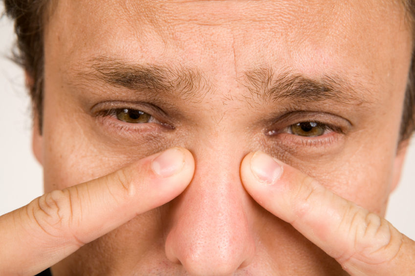 Болезненные ощущения в области гайморовых пазух