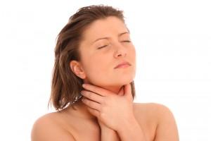 Боль в горле при фарингите