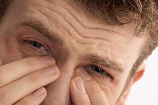 Болезненные ощущения в лицевой зоне при гайморите