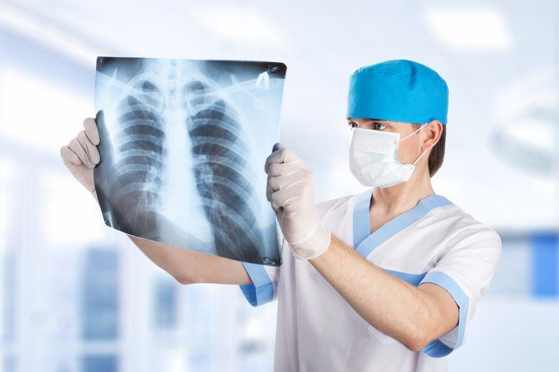 Исследование рентгеновского снимка