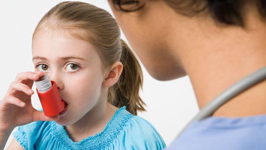 Помощь пр приступе астмы