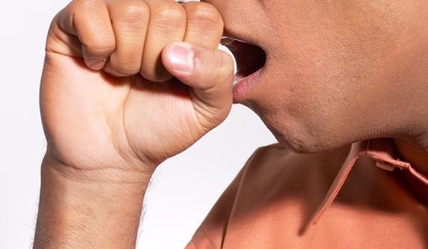 Интенсивный кашель при бронхите