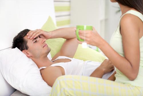 Лечение трахеита теплым питьем