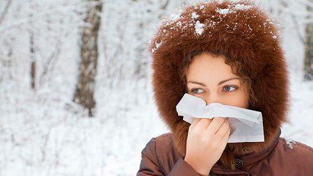 Болезнь в зимний период