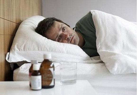 Соблюдение постельного режима