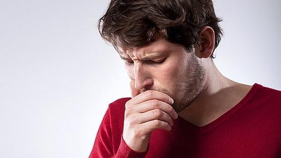 Боли в горле при кашле