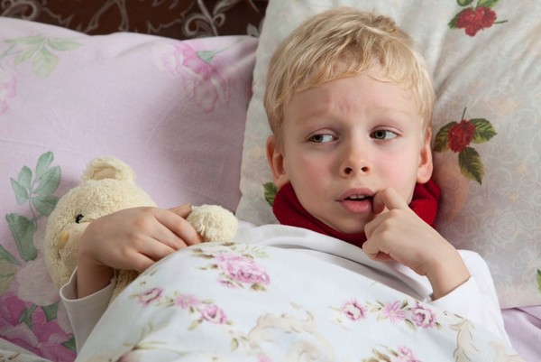 Постельный режим ребенка фото2