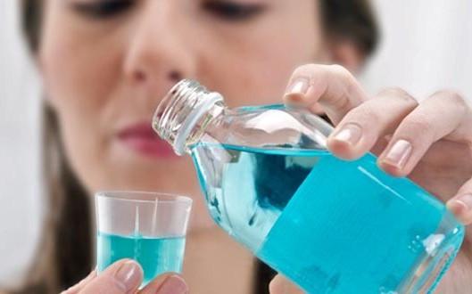 полоскание хлоргексином
