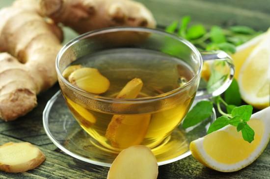 Имбирный чай при тонзиллите
