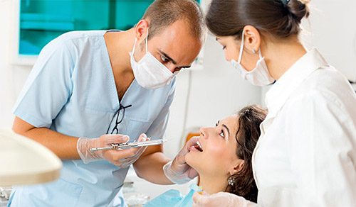 Устранение проблем с зубами