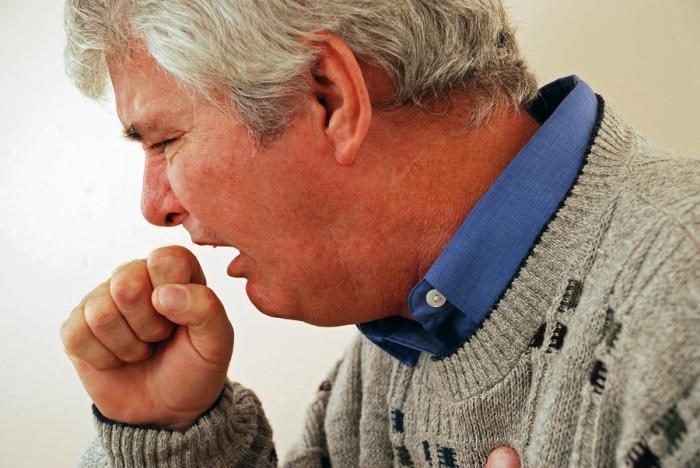 Кашель - основной симптом любого бронхита