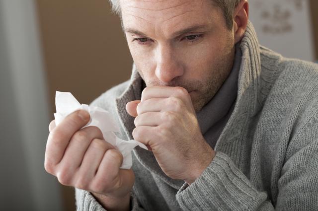 Приступообразный кашель при аллергическом бронхите