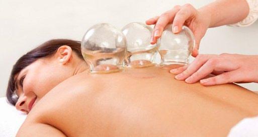 Использование банок при лечении бронхита