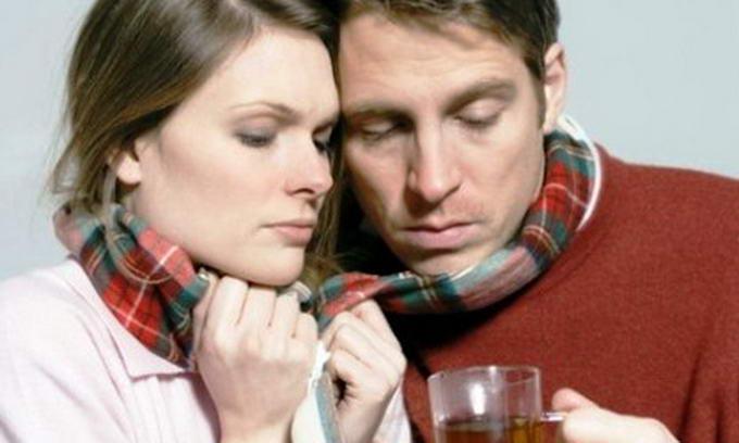 Плохое самочувствие при обострении хронического бронхита