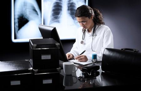 Исследование рентгеновских снимков